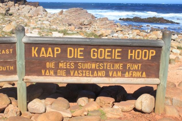 Kaap Die Goeie Hoop Zuid Afrika
