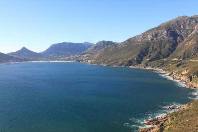 Chapman's peak Zuid Afrika